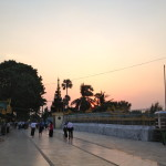 Sunsets at the Schwedagon